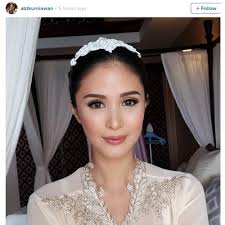How Much For Bridal Makeup Battle Of The Brides Marian Rivera Vs Heart Evangelista Pep Ph