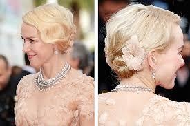 Hochsteckfrisurenen Roter Teppich by Die Hairstyles Cannes 2012 Elegante Frisuren In Cannes