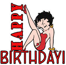 betty boop happy birthday graphics and comments