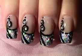silvester nageldesign zum selber machen new year u0027s eve nail art