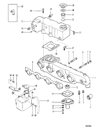 mercruiser 165 hp 3 7l 170 hp 180 hp 3 7 l lx 190 hp