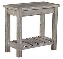 White Wash Coffee Table - veldar coffee table ashley furniture homestore