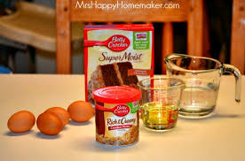 flashback friday u2013 german chocolate pound cake u2013 mrs happy homemaker