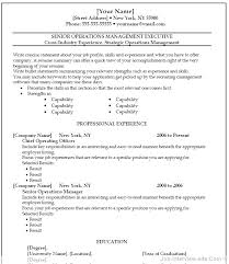 resume template word doc resume template word doc free templates education