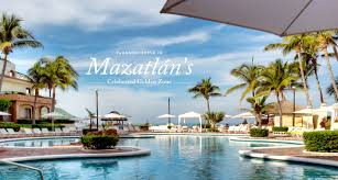 Map Of Mazatlan Mexico by