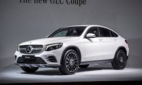 mercedes size suv fresh metal 2017 mercedes glc coupe is fastback x4