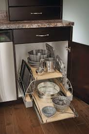 cabinet organization interiors kitchen craft