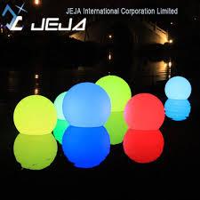 decorations led light orb light remote