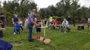 giochi da cortile fattoria