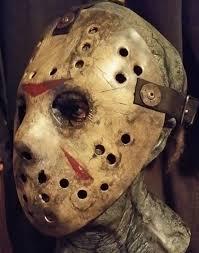 Jason Costume Get The Jason Look Mask Making Musings With Richard Gray