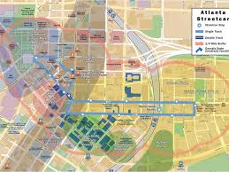 San Francisco Streetcar Map Atl Streetcar Boondoggle Or Visionary Project Curbed Atlanta