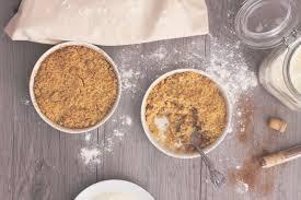 blogs de recettes de cuisine recette du crumble aux pommes cuisine dollyjessydollyjessy
