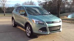 Ford Escape Blue - hd video 2013 ford escape se ecoboost frosted glass metalic green