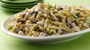 recipes for pasta salad ultimate chicken pasta salad recipe bettycrocker com
