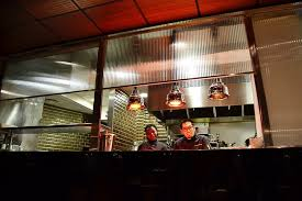 restaurant cuisine ouverte restaurant m64 intercontinental marceau