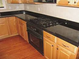 Granite Countertops And Tile Backsplash Ideas Eclectic by Seven Exciting Parts Of Attending Kitchen Backsplash With
