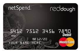 prepaid debit cards no fees reddough prepaid debit card reddough by prosperity connection