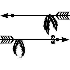 best 25 arrow silhouette ideas on scandinavian