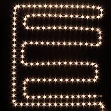 led daylight strip light daylight white zig zag 3528 24w led strip light