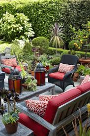 Outdoor And Garden Decor When It Comes To Choosing Colors For An Outdoor Space Don U0027t Be