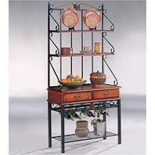 Cheap Bakers Racks Josette Baker U0027s Rack For Kitchen Pinterest Bakers Rack