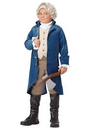 cool halloween costumes for boy boys george washington costume george washington costume boy