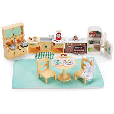 calico critters kozy kitchen set walmart com