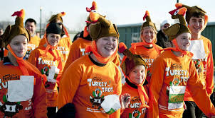 6 reasons your family should make the turkey trot a thanksgiving day