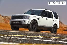 land rover lr4 inside land rover lr4 black pack u2013 review motoring middle east car