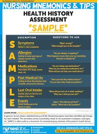 nursing health assessment mnemonics u0026 tips u2022 nurseslabs