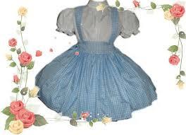 Size Dorothy Halloween Costume Dorothy Wizard Oz Costume Blue White Gingham Dress Womens