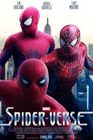 Make A Meme Poster - fanmade spider verse movie poster should could they make it