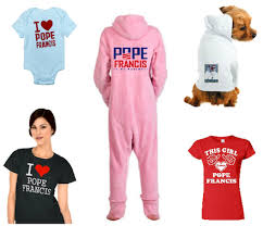 catholic merchandise francis effect inspires boom in sales of papal merchandise