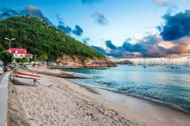 St Barts Island Map by St Barts Photo Gallery St Barths Online