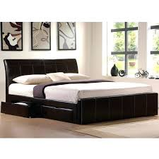 Cal King Platform Bed Frame Cal King Bookcase Headboard Bedroom High King Platform Bed Frame
