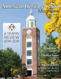 american heritage magazine fall 2015 by american