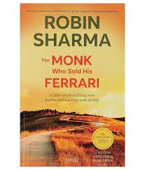 the monk who sold his ferrary the monk who sold his paperback 2003 buy the