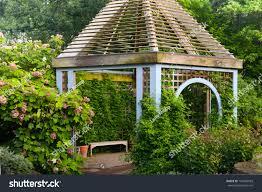 Botanical Gardens In Ohio by Gazebo Inniswood Metro Gardens Columbus Ohio Stock Photo 147260993