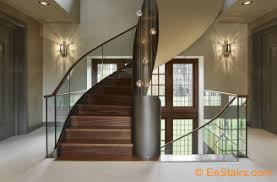 Handrail Designs For Stairs Glass Railing Glass Balustrade