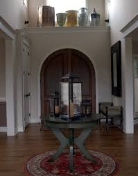 entry table ideas table delightful best 25 round entry table ideas only on pinterest