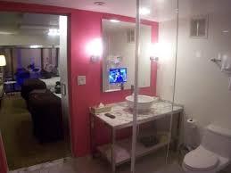 Flamingo Bathroom Go Room Bathroom From Inside The Shower Picture Of Flamingo
