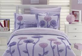Purple Girls Bedding by Cute Purple Kids Bedding For Modern House Insight Bedroom
