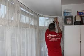 wave curtain rail u2013 curtain installation service u2013 expert track