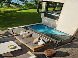 inground pool patio ideas small pool design idea pool designs for