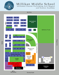 Cerritos College Map Millikan Middle Affiliated Charter U0026 Performing Arts Magnet