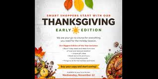 don t miss this year s thanksgiving day news leader newspaper