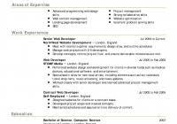 resume format for boeing entry level sample resume boeing mechanical engineer sample resume