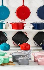 754 best mother s day images on pinterest martha stewart martha stewart collection enameled cast iron cookware comes in multiple shapes and colors sure to fit any personality