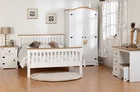Distressed White Bedroom Furniture Sets Distressed Furniture White Wood Frame Beds Bedroom Ideas Set