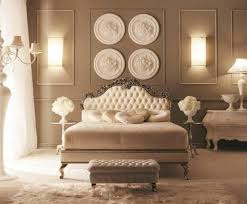 chambre à coucher style baroque les meilleures variantes de lit capitonné dans 43 images baroque